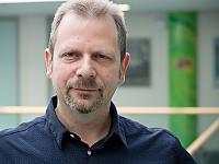 Gert Höfer, Leitung Verkehrszentrum, Programm- und Hörerservice bei MDR JUMP