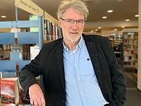 Klaus-Peter Böttger, Leiter der Stadtbibliothek Essen