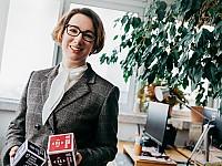 Yvonne Zwick - Vorsitzende, B.A.U.M. e.V. - Netzwerk für nachhaltiges Wirtschaften