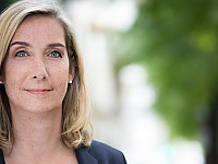 Cornelia Holsten, Direktorin der Bremischen Landesmedienanstalt (bre(ma und Vorsitzende der Direktorenkonferenz der Landesmedienanstalten (DLM)