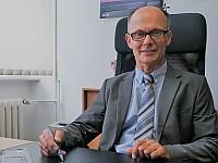 Steffen Rusetzki, Geschäftsführer Bildungszentrum Wolfen-Bitterfeld e.V.