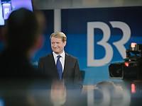 Ulrich Wilhelm, Intendant des Bayerischen Rundfunks in der Sendung BR unterwegs