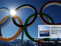 ARD und ZDF haben bisher auch in ihren Mediatheken exklusiv und live von Olympia berichtet