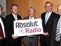 Absolut Radio extra für die digitale Verbreitung entwickelt