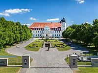 Neues Innendesign im historischen Schloss