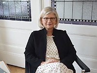 Prof. Dr. Anja Lüthy, Dipl.-Psychologin, Dipl.-Kauffrau (FH) ist BWL - Professorin am FB Wirtschaft der Technischen Hochschule Brandenburg