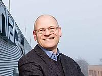 Prof. Dr. Thomas Mikolajick, Inhaber der Professur für Nanoelektronik am Institut für Halbleiter- und Mikrosystemtechnik der TU Dresden