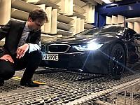 Dr. Robert Liebing, Akustikingenieur, verantwortlich für Active Sound Design BMW Group