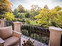 Das House of Wellbeeing Villa Stephanie in Baden-Baden ist ein wahrer Sehnsuchtsort