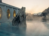 Tamina Therme in Bad Ragaz in der Schweiz
