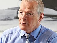 Prof. Rolf Henke, Mitglied des DLR-Vorstandes für Luftfahrtforschung und –technologie