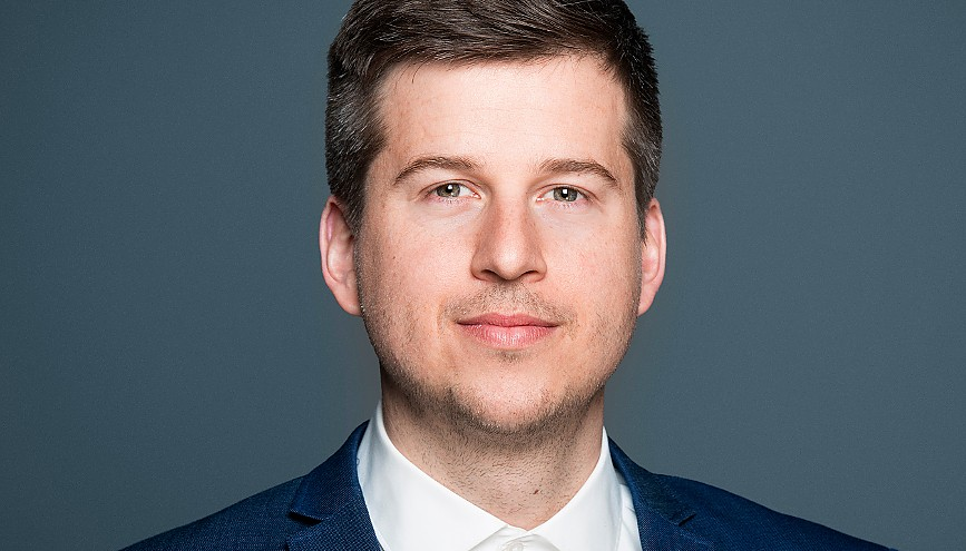 Adrian Bruell, Head of Product bei Pure