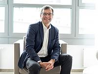 Georg Schürmann, Geschäftsleiter der Triodos Bank Deutschland