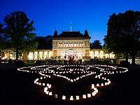 Das Königliche Kurhaus in Bad Elster ist eine herrliche Kulisse für große Veranstaltungen