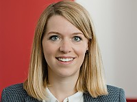 Josephine Sames - Projektmanagerin Hochschulforum Digitalisierung