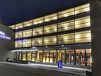 """Das Hotel Der Blaue Reiter verbindet die Lebensfreude und Ausdrucksstärke der Künstlergruppe """"Der Blaue Reiter"""" mit der Wohnkultur des 21. Jahrhunderts."""