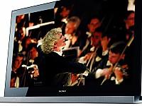 """""""Digitale Konzerthalle"""" der Berliner Philharmoniker: exklusiv auf Sony-Fernsehern"""