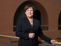 Brunhild Kurth, Staatsministerin für Kultus in Sachsen