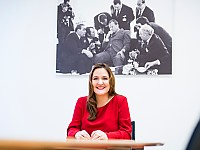 Dr. Manja Schüle - Ministerin für Wissenschaft, Forschung und Kultur des Landes Brandenburg