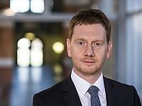 Michael Kretschmer - Ministerpräsident des Freistaates Sachsen