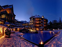 Winterzauber im einzigen RoLigio-Hotel Deutschlands mit ganzheitlichem Gesundheits- und Wellnesskonzept