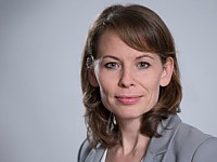 Daniela Augenstein, Staatssekretärin und Sprecherin des Senats von Berlin