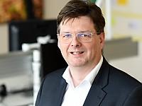 """Armin Gaul, Leiter des Bereichs """"Koordination Technische Produktentwicklung"""" der innogy SE"""