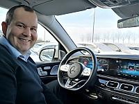 Ulrich Spizig, Daimler AG, Entwicklungsverantwortlicher für Audio und Video