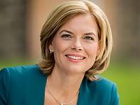 Julia Klöckner - Bundesministerin für Ernährung und Landwirtschaft