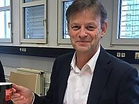 Dr. Norbert Kamp, Direktor der Stadtbüchereien Düsseldorf