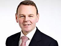 Dr. Fritz Jaeckel (CDU), Staatsminister und Chef der Sächsischen Staatskanzlei