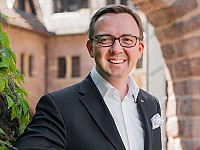 Jens V. Dünnbier, Direktor Romantik Hotel auf der Wartburg