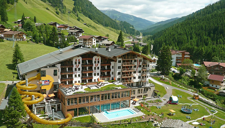 Das 5-Smiley Kinderhotel im Zillertal in Tirol