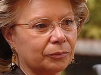Viviane Reding, EU-Kommissarin für Informationsgesellschaft und Medien