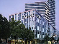 Das Scandic Hamburg EMPORIO