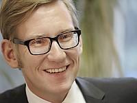 Frank Huster, Hauptgeschäftsführer des Deutschen Speditions- und Logistikverbandes DSLV