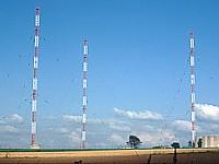Sendeanlage von RTL in Marnach