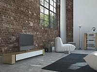 Edel und elegant - Multimedia-Möbel von Schnepel lassen Technik wirken