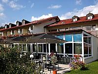 Das Sonnenhotel liegt am ruhigen Ortsrand des idyllischen Kurortes Bodenmais im Bayerischen Wald
