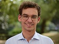 Philipp Kosok, verkehrspolitischer Referent beim ökologischen Verkehrsclub VCD