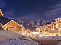 Winteridylle und Winterwellness im Dachsteinkönig in Gosau