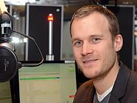 Dirk H. Walsdorff,  Abteilungsleiter Sport beim rbb