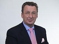 Klaus Schunk, Vorsitzender des Fachbereichs Radio und Audiodienste von VAUNET - Verband Privater Medien und Geschäftsführer von Radio Regenbogen