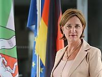 Yvonne Gebauer - Ministerin für Schule und Bildung des Landes Nordrhein-Westfalen