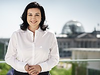 Dorothee Bär - MdB, Staatsministerin bei der Bundeskanzlerin und Beauftragte der Bundesregierung für Digitalisierung