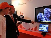 Weltpremiere auf den Münchner Medientagen – Bayern Digital Radio zeigt 3D-Bildübertragung mittels DAB