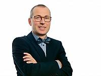 Hans-Jürgen Neumann, SBW-Prokurist und Projektleiter bei antenne 1