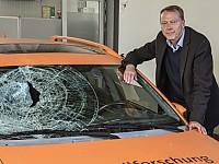 Siegfried Brockmann, Leiter Unfallforschung der Versicherer (UDV) beim Gesamtverband der Deutschen Versicherungswirtschaft e. V. (GDV)