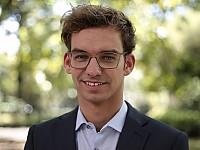 Philipp Kosok, Referent für Verkehrspolitik beim ökologischen Verkehrsclub Deutschland e.V. (VCD)