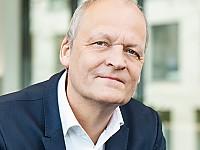 Arnold Stender - einer der Geschäftsführer der Antenne Deutschland